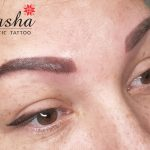 Eyeliner and Eyeshadow Semi Permanent Makeup
