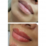 Lips Semi Permanent Makeup