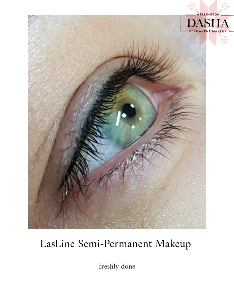 Lash Line Semi-Permanent Makeup