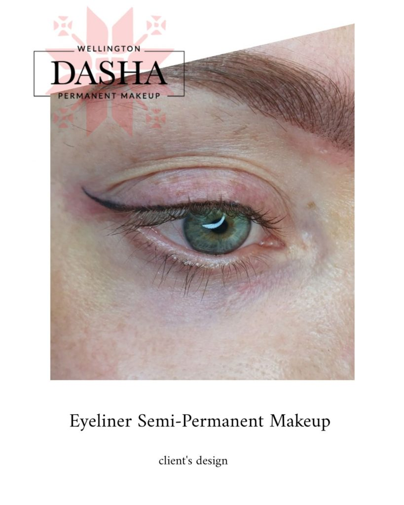 Eyeliner Semi Permanent Makeup